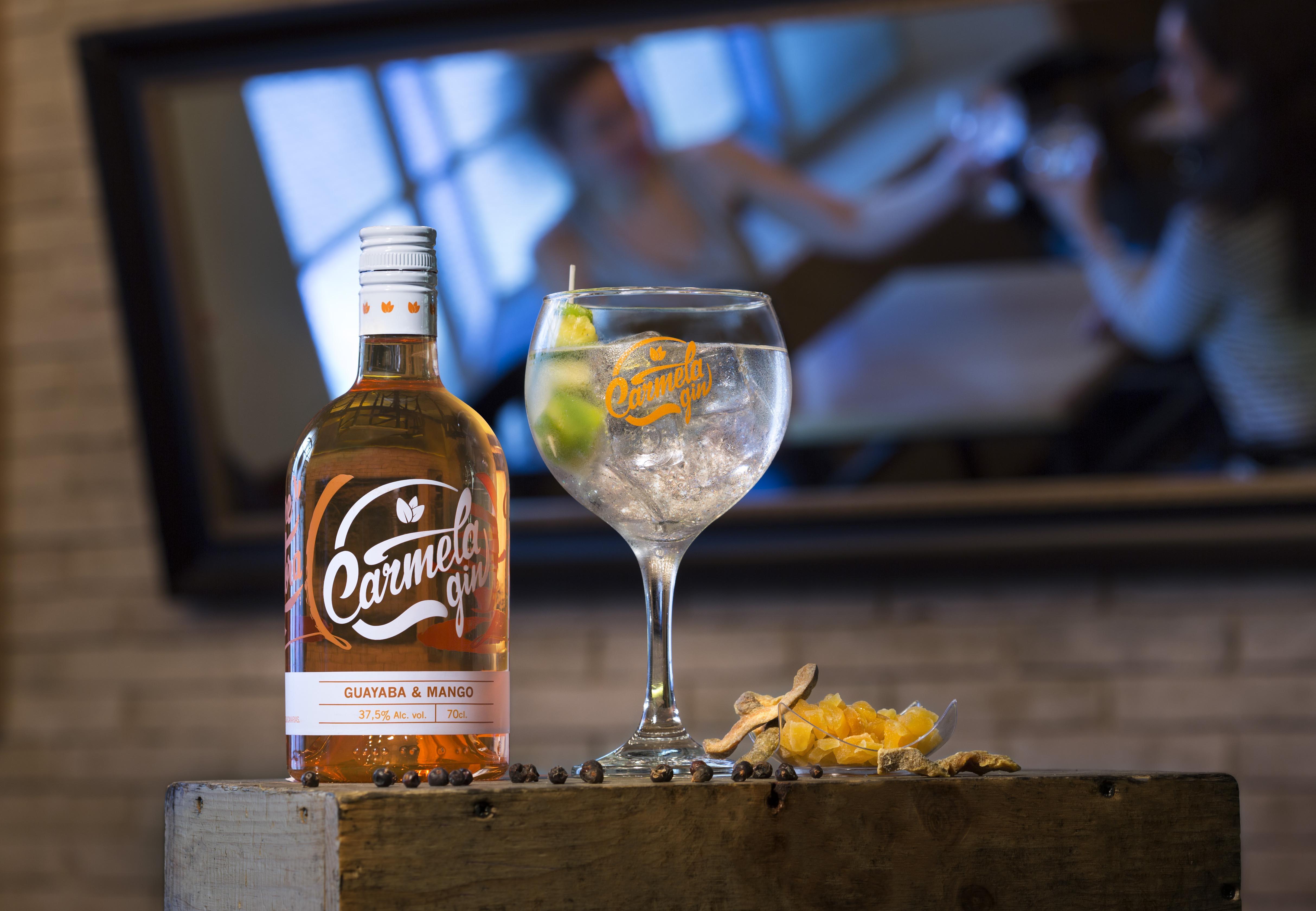 Carmela Gin + Tónica, un gintonic diferente y único
