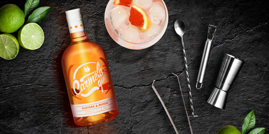 4 instrumentos que necesitarás para preparar el gintonic perfecto con Carmela Gin