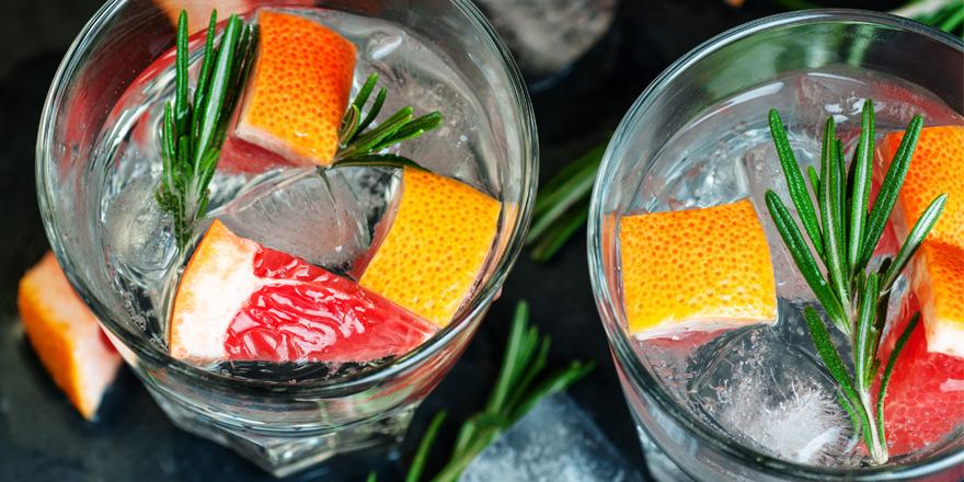 Las recetas de mini gintonics de Carmela Gin se convierten en el aperitivo de moda