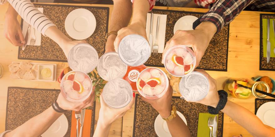 Platos para acompañar tu Carmela Gin