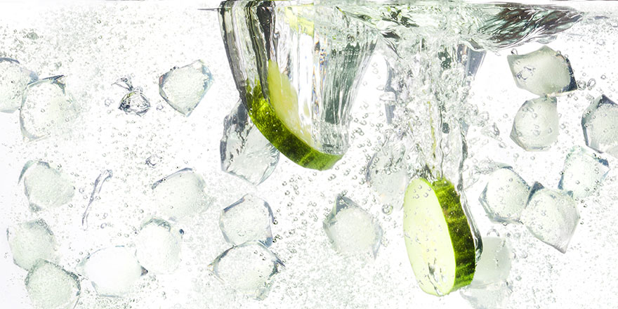 Adiós a los gintonics aguados, ¡5 trucos para que los hielos no se derritan!