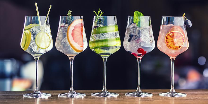 Los 5 mejores libros para amantes de la ginebra by Carmela Gin
