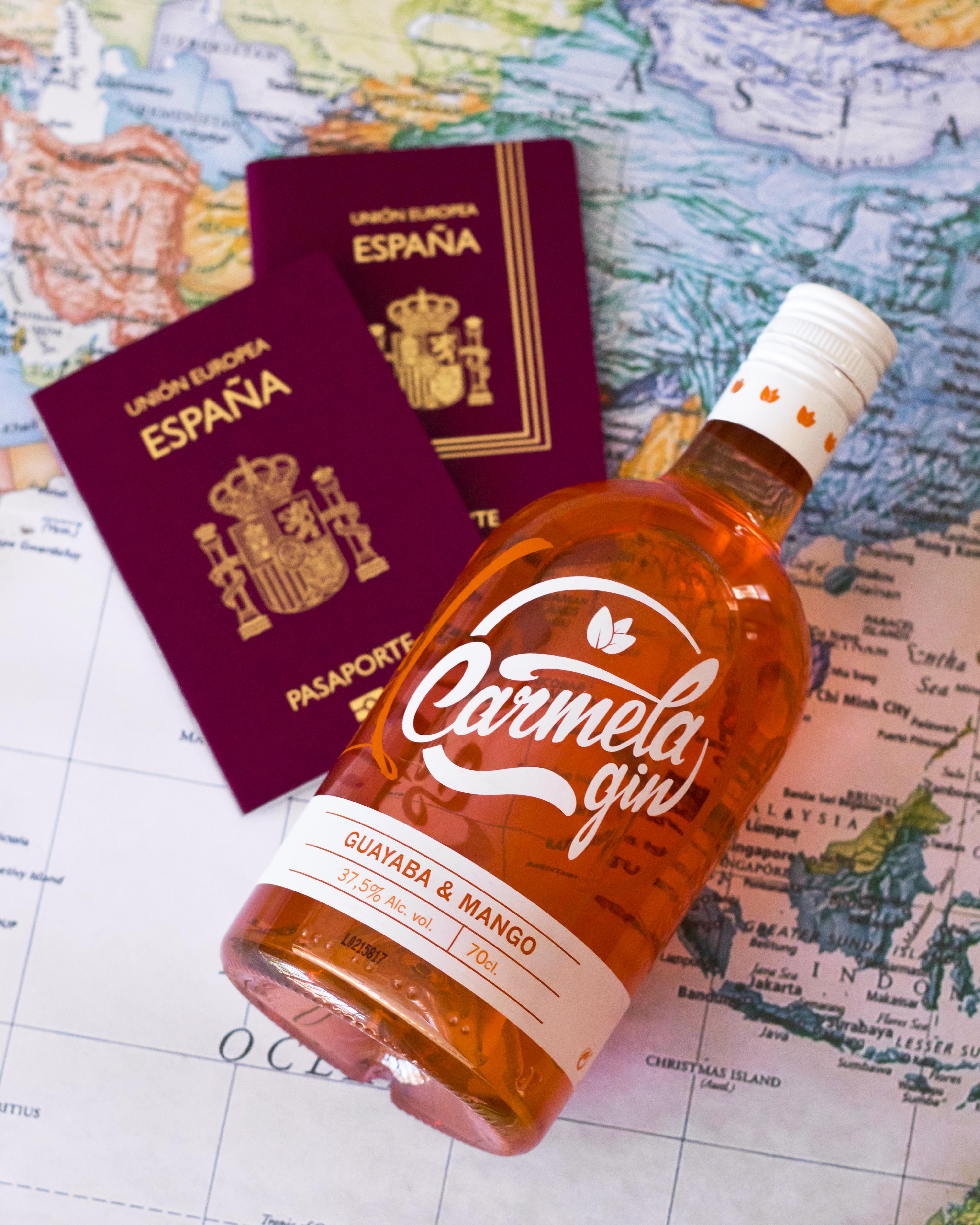 Carmela Gin te organiza las vacaciones