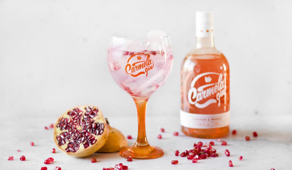 4 gin tonics con Carmela Gin para esta Navidad