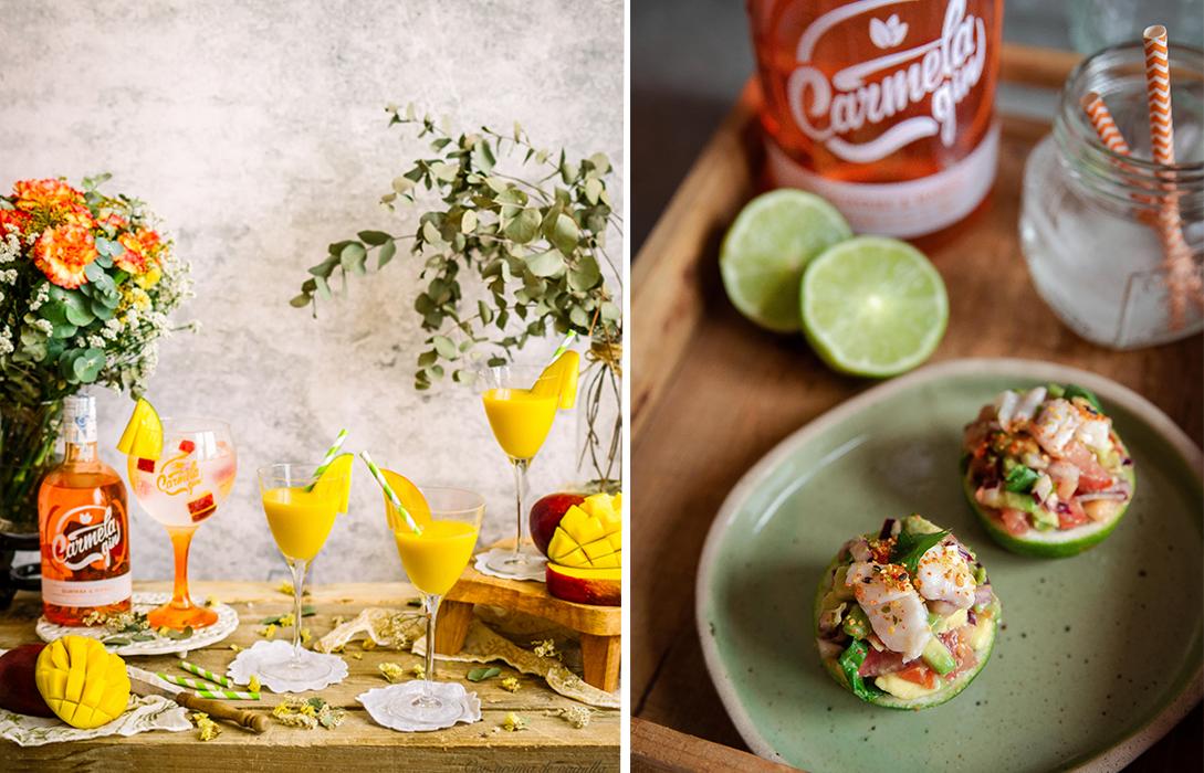 Foodies y Carmela Gin: éxito asegurado II
